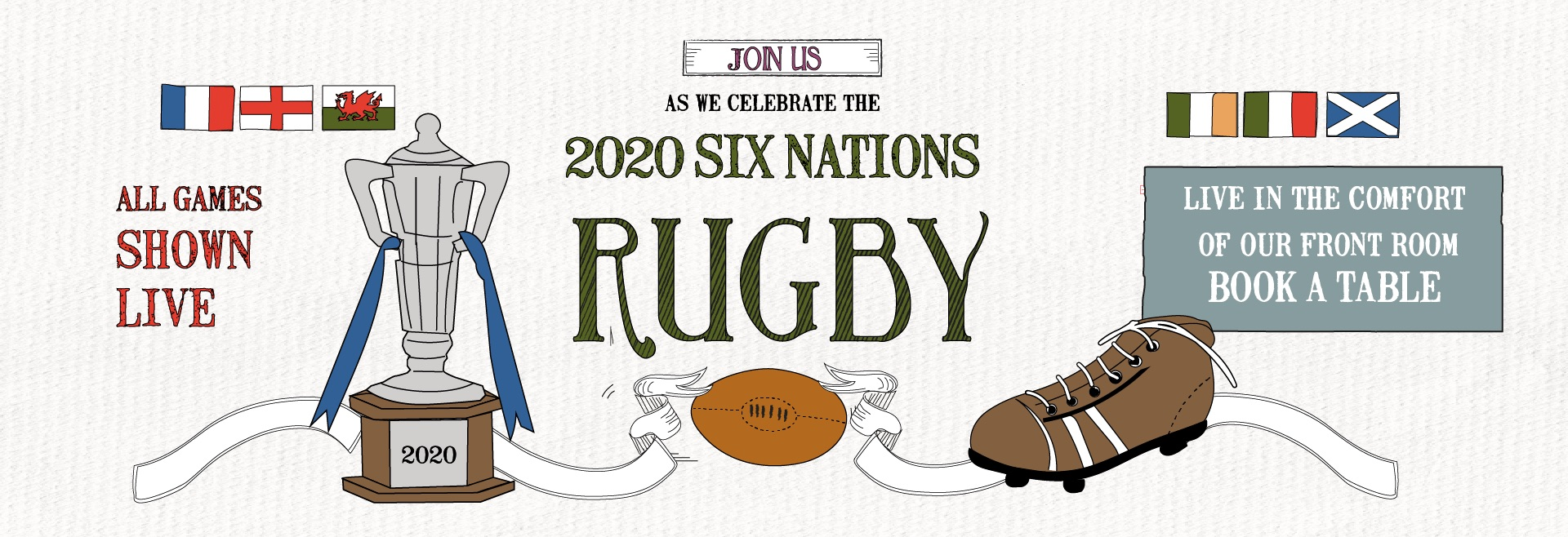 Six Nations at The Park View